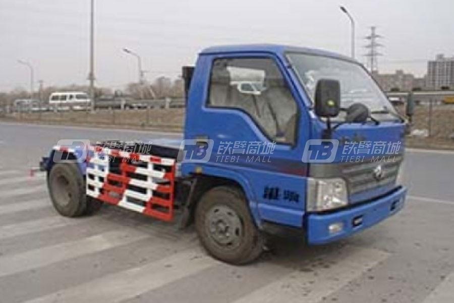 亚洁BQJ5050ZXXQ车厢可卸式垃圾车