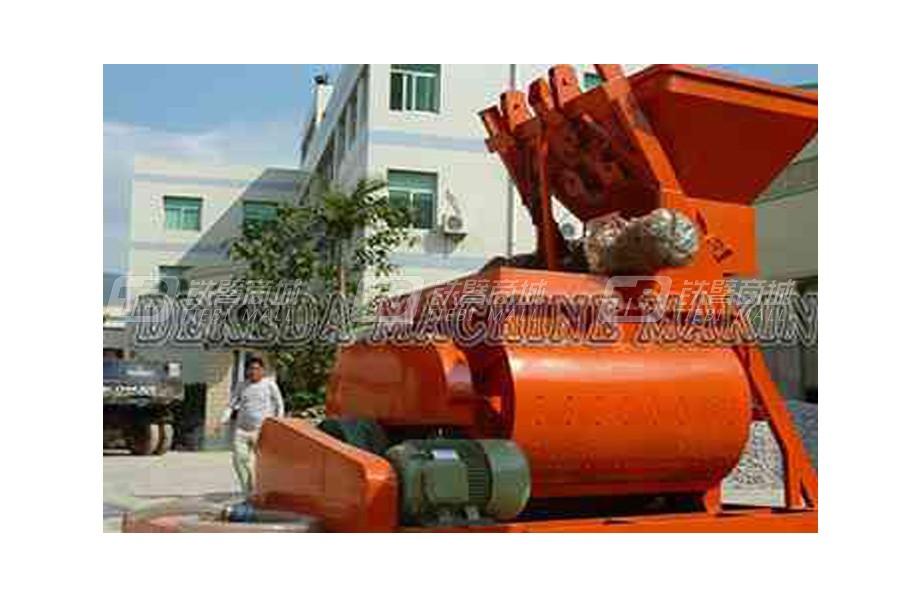 德科达QLB-20沥青混凝土搅拌设备(强制型)