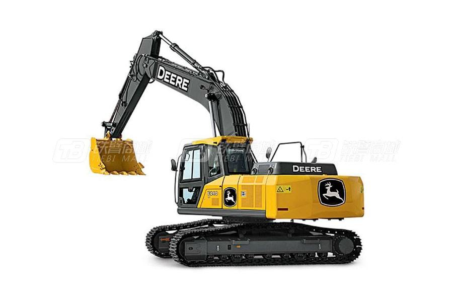 约翰迪尔E240 LC履带挖掘机