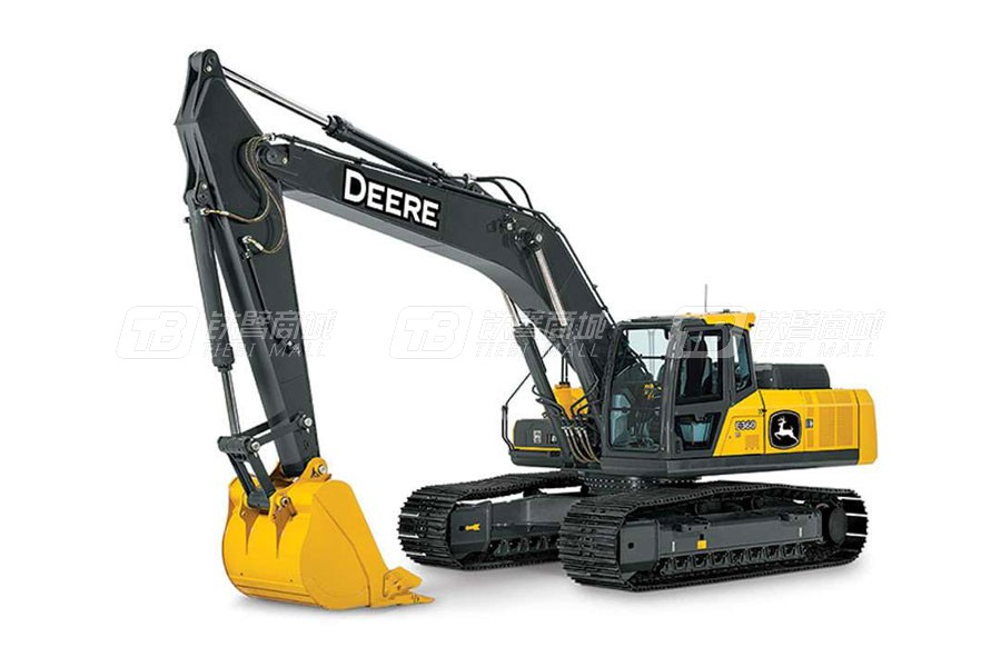 约翰迪尔E360履带挖掘机