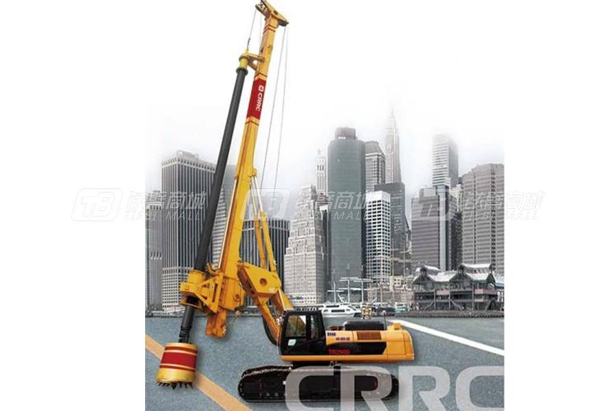 中车TR288DL旋挖钻机