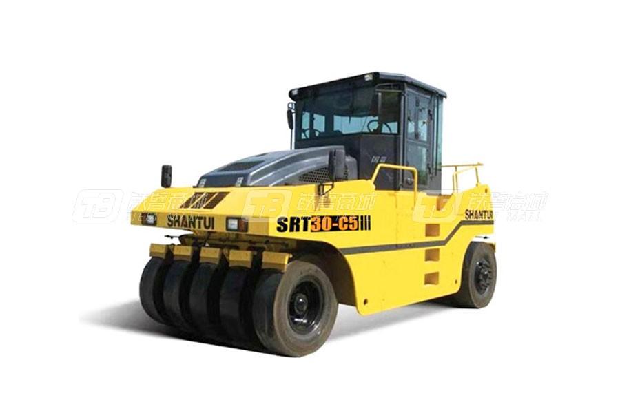 山推SRT30-C5胶轮压路机