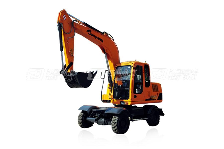 詹阳重工JYL6085轮胎式挖掘机