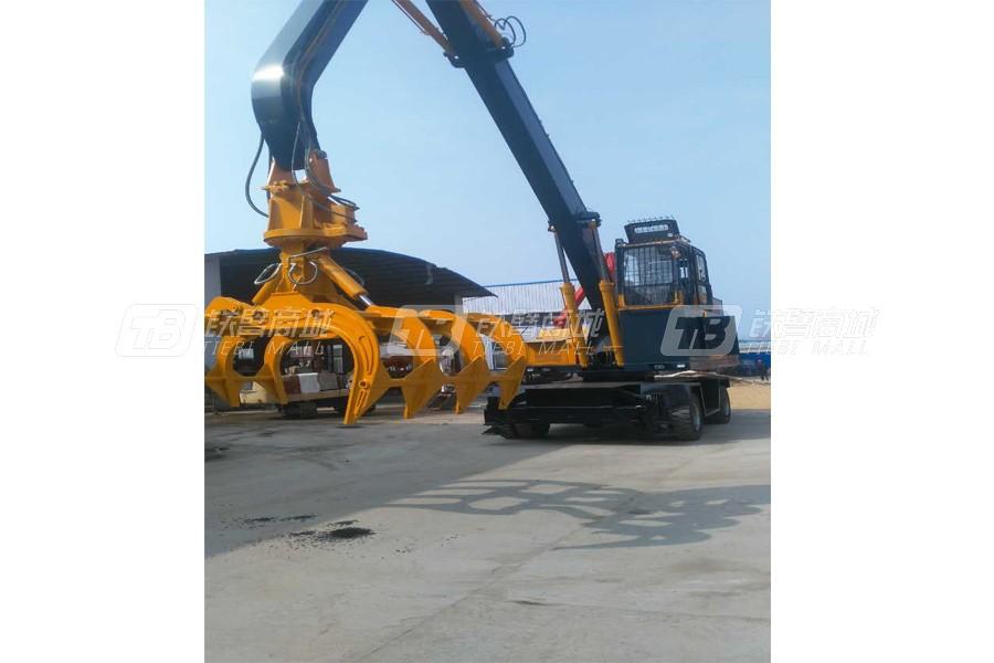 东德机械40吨抓木机