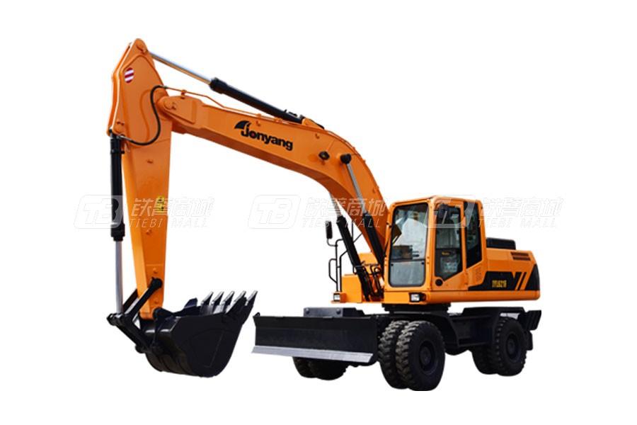 詹阳重工JYL621F轮胎式挖掘机