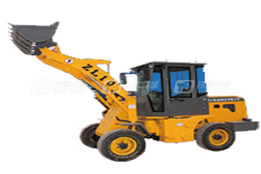 愚公机械ZL10轮式装载机
