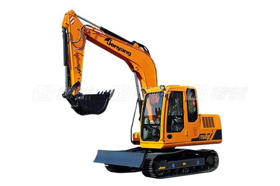 詹阳重工JY6085履带挖掘机