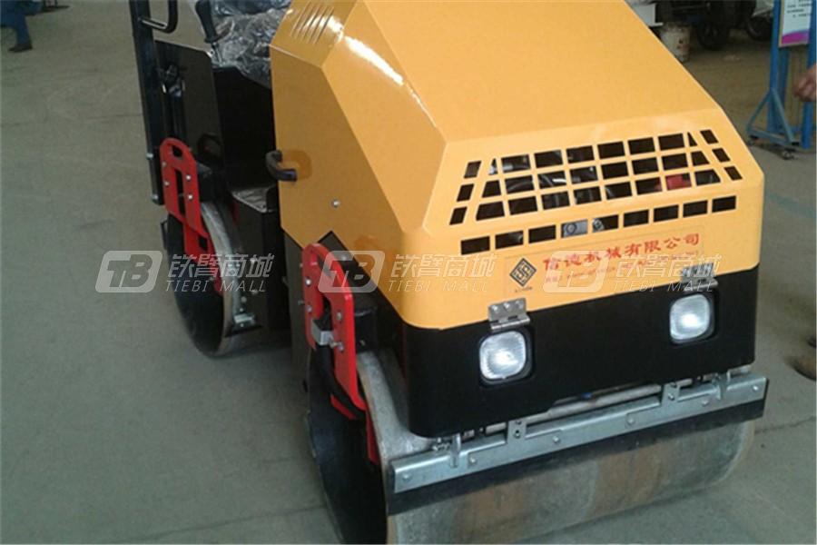 信德机械XD-900小型振动压路机