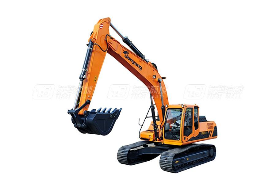 詹阳重工JY622E-D履带挖掘机