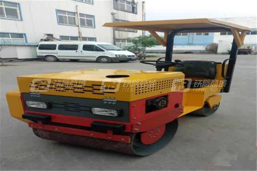 信德机械XD-850驾驶式振动压路机