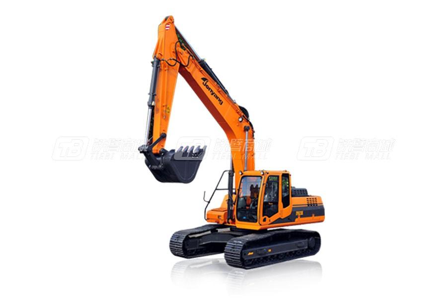 詹阳重工JY623E履带挖掘机