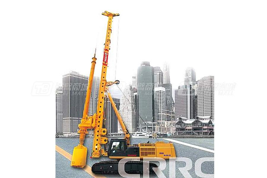 中车TR300DH旋挖钻机