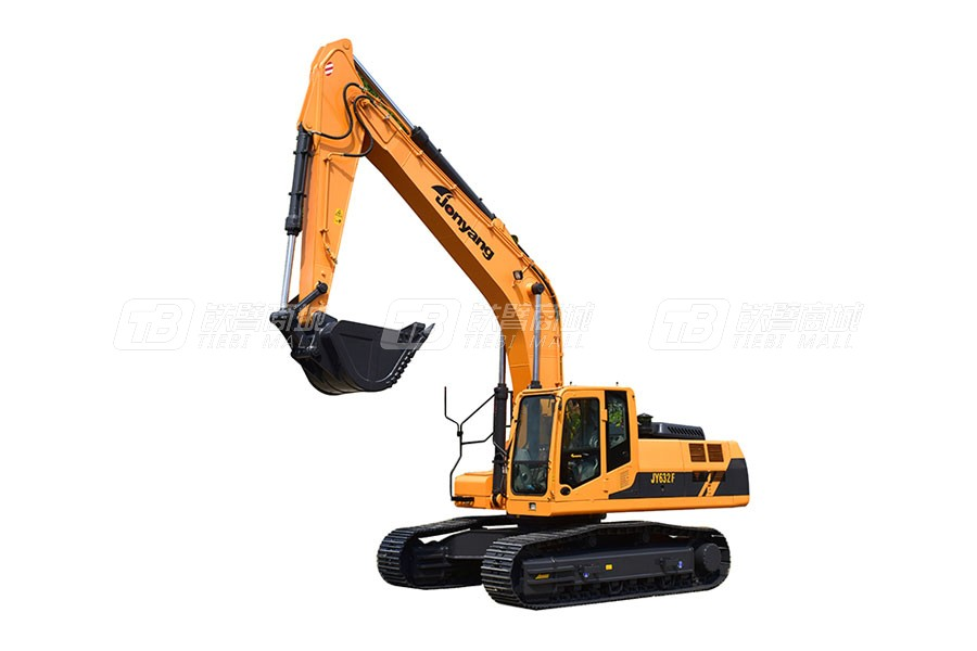 詹阳重工JY632F履带挖掘机