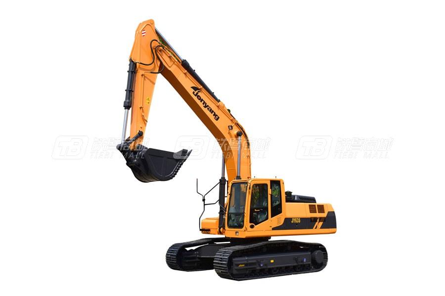 詹阳重工JY635履带挖掘机