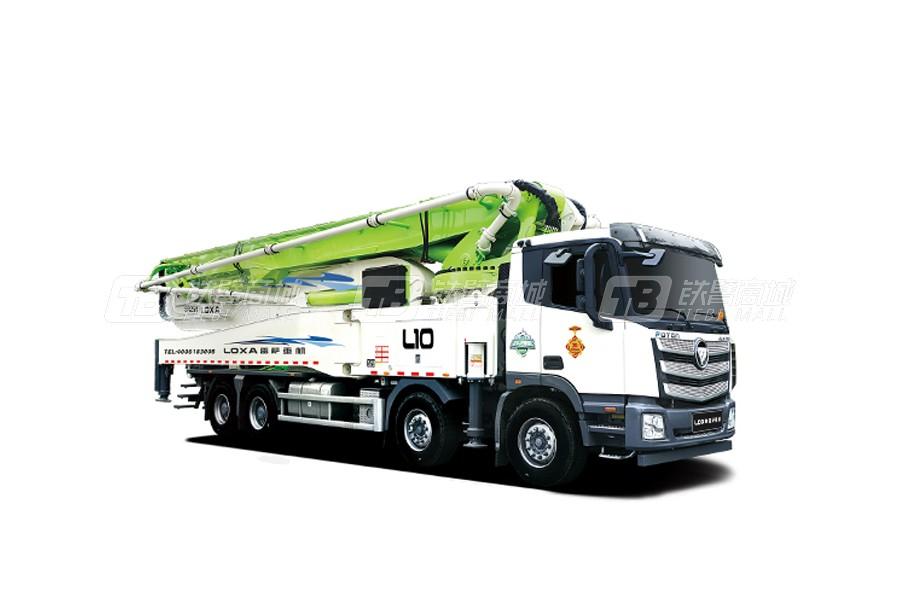 雷萨重机BJ5339THB-XDL9-52米混凝土泵车