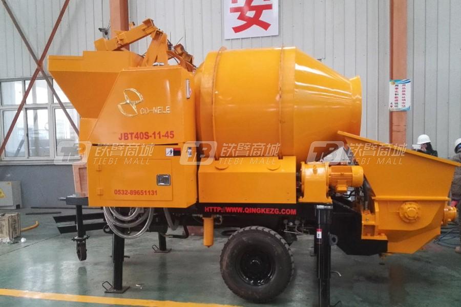 中青林JBT30搅拌拖泵