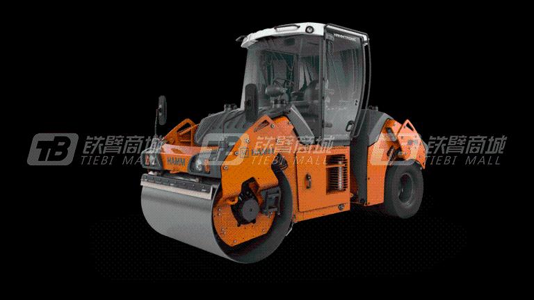 维特根HD + 90 VT双钢轮压路机