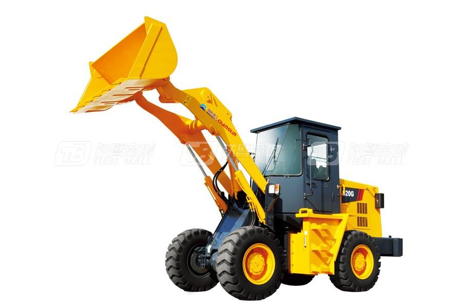 常林公司920G轮式装载机