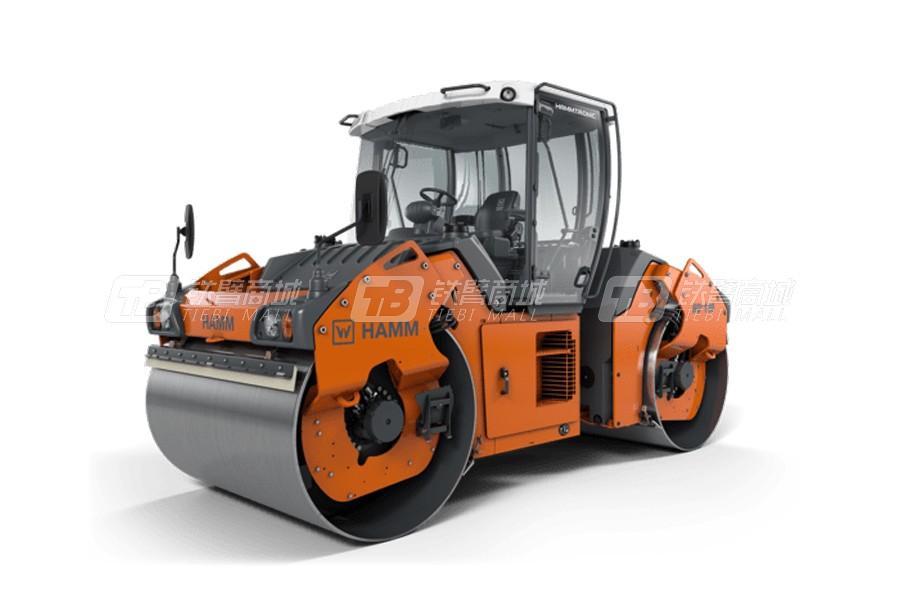 维特根HD + 120 VV双钢轮压路机