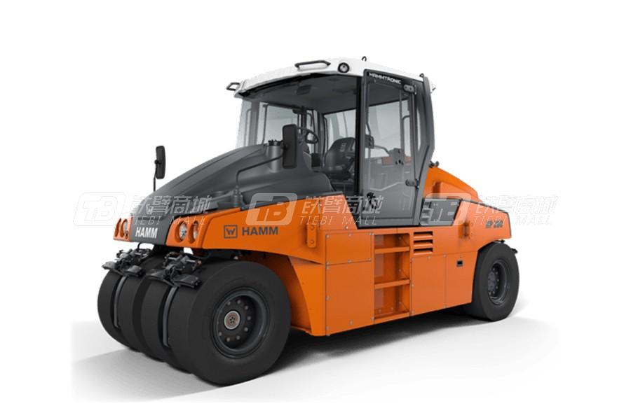 维特根HP 280轮胎压路机