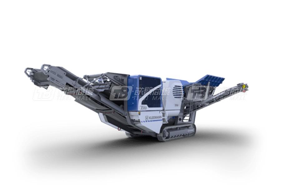 维特根MC 110 R EVO移动颚式破碎机