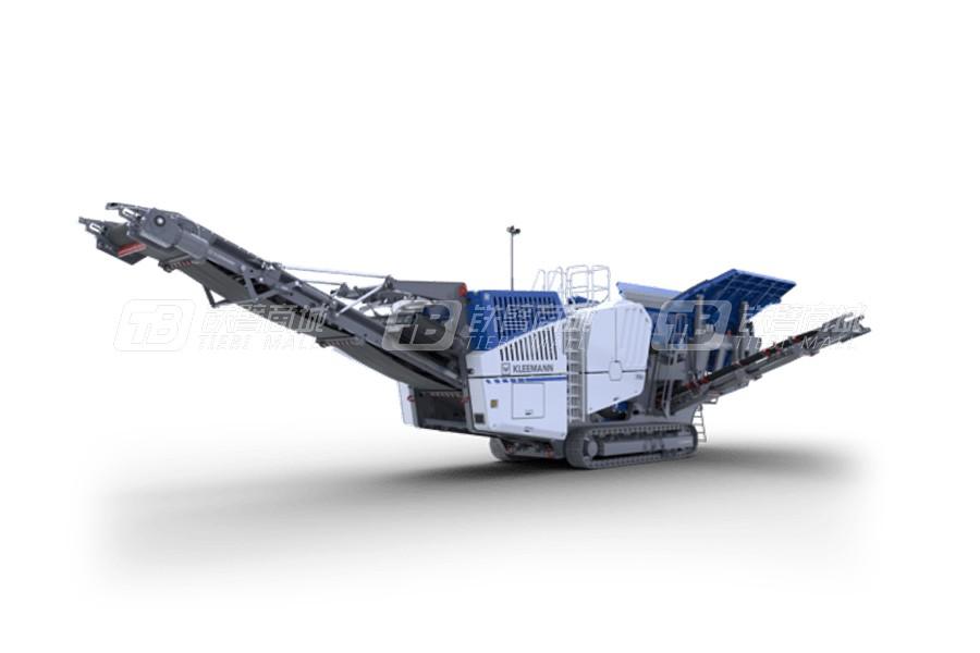 维特根MC 120 Z PRO移动颚式破碎机