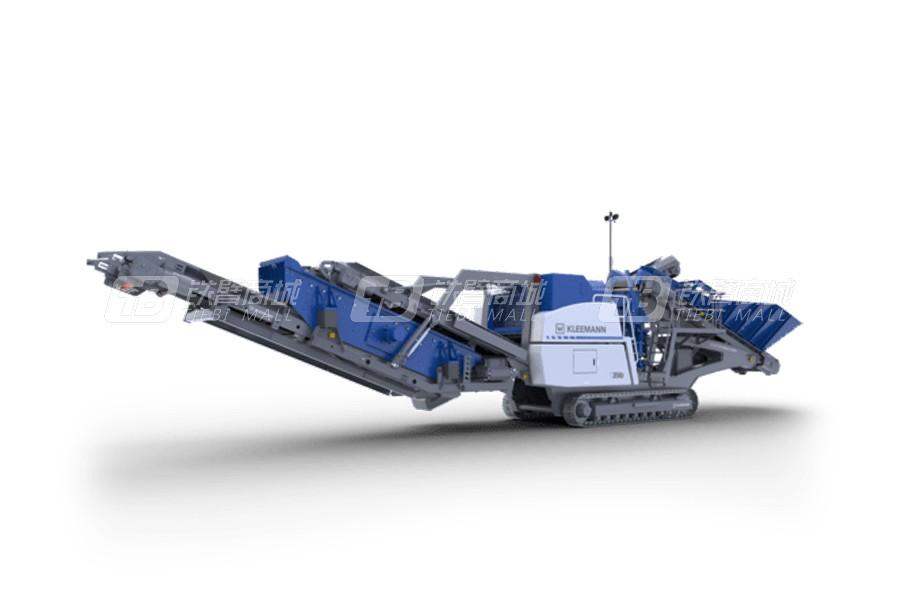 维特根MCO 9 S EVO移动圆锥破碎机