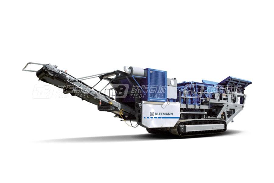 维特根MR 170 Z移动反击式破碎设备