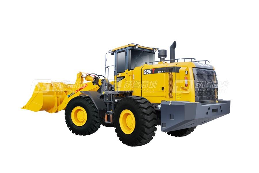 常林公司955T轮式装载机