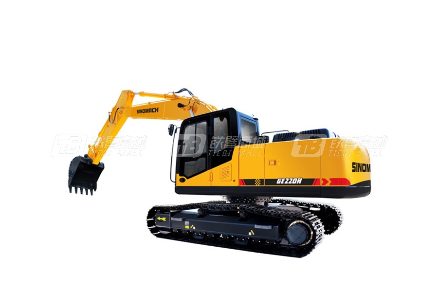 国机常林GE220H履带挖掘机