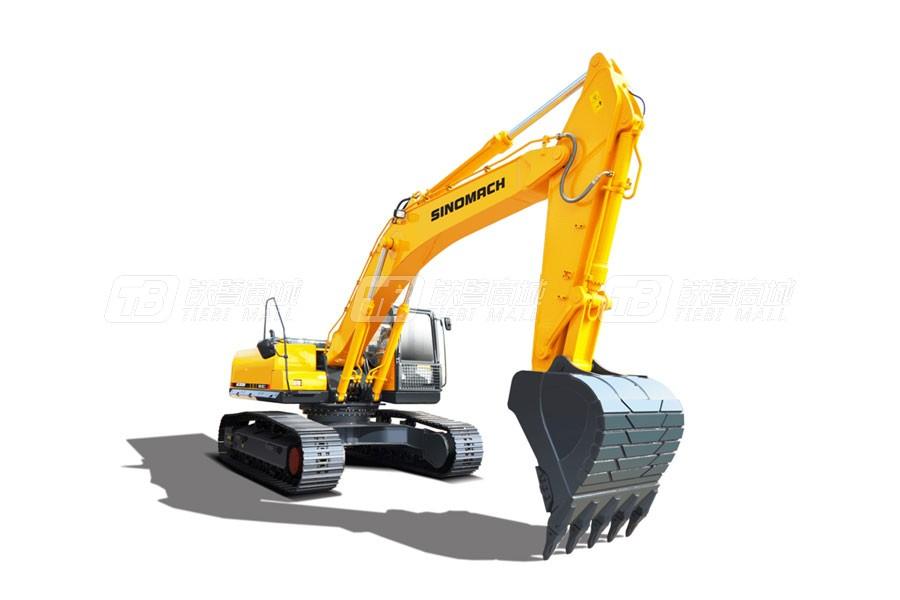 常林公司GE300H履带挖掘机
