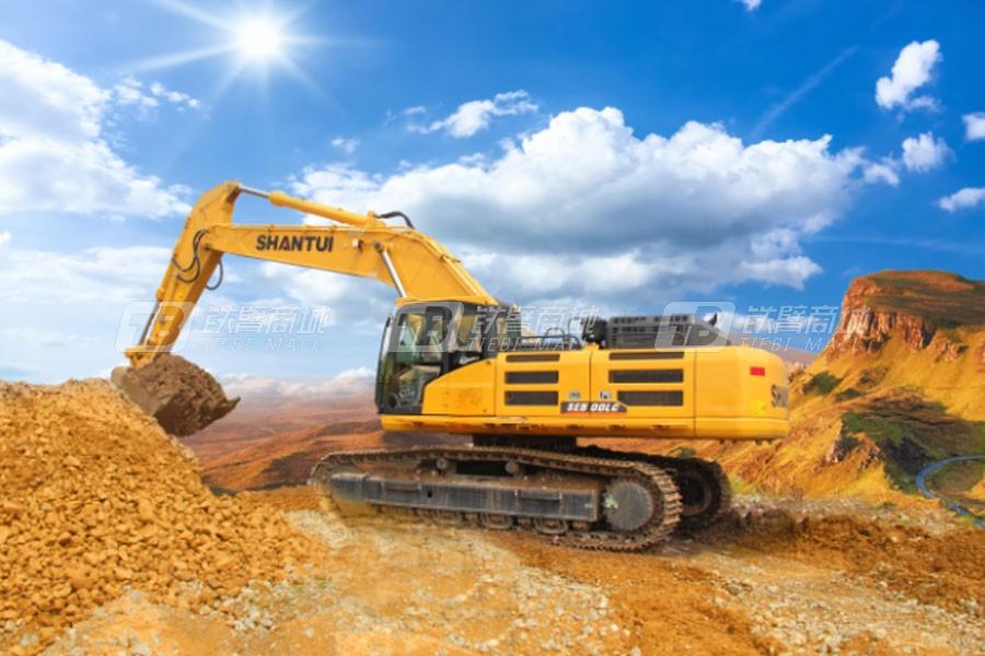 山推挖掘机SE500LC-9(标配版)履带挖掘机