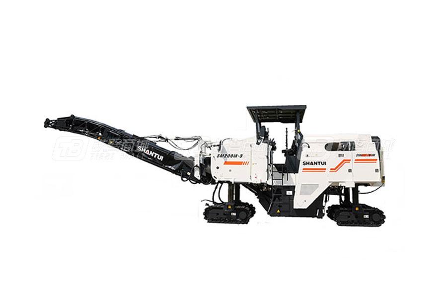 山推SM200M-3(标配版)铣刨机