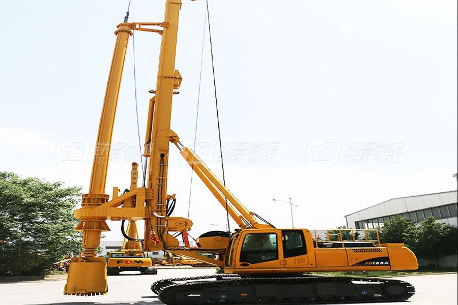 郑州富岛FD188A旋挖钻机