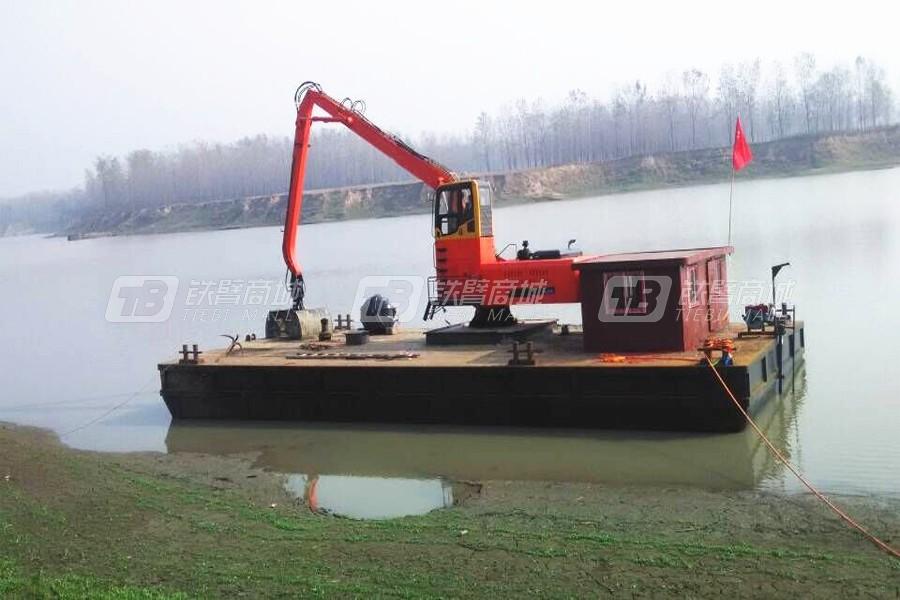 东德机械XZDDE260船吊清淤机