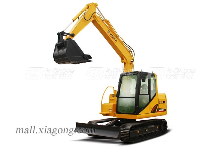 厦工XG809F履带挖掘机