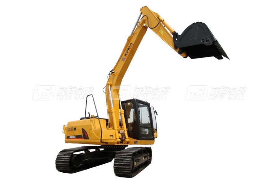 厦工XG815FL履带挖掘机