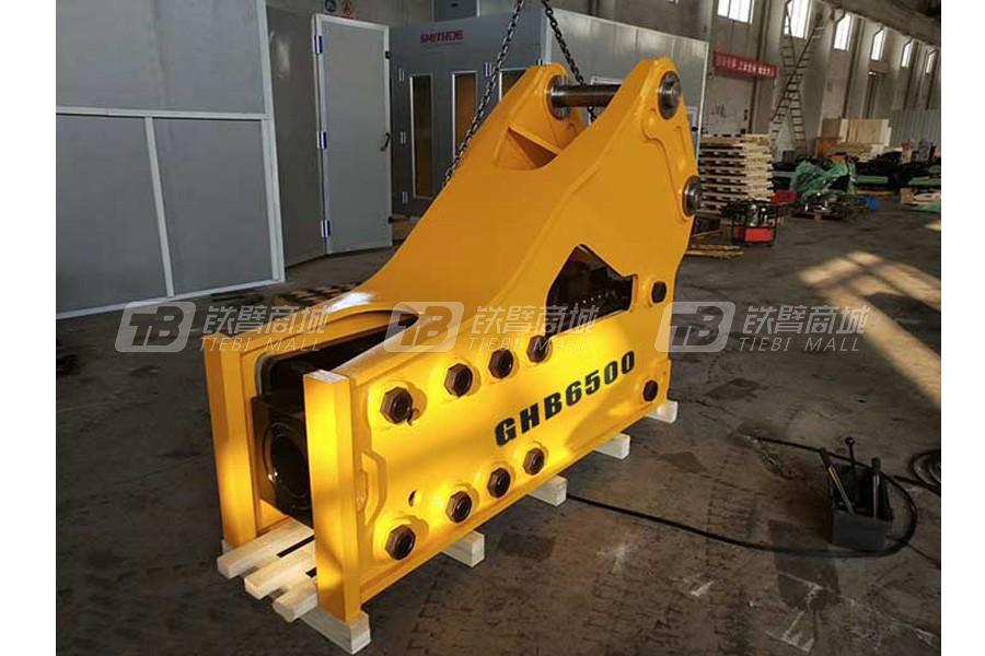 广韩机械GHB6500液压破碎锤