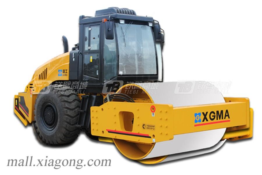厦工XG626H单钢轮压路机