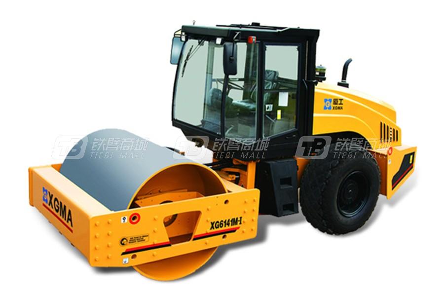 厦工XG6161M-I单钢轮压路机