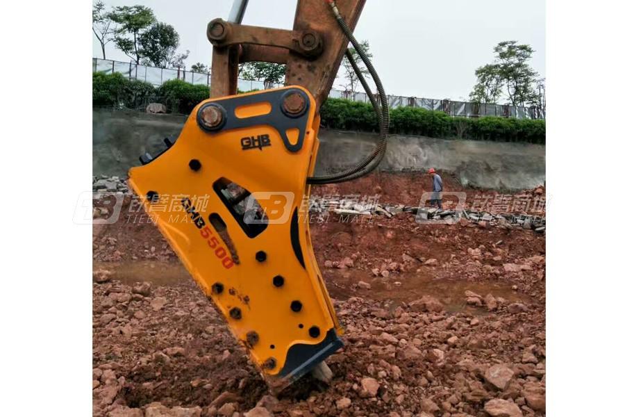 广韩机械GHB5500液压破碎锤