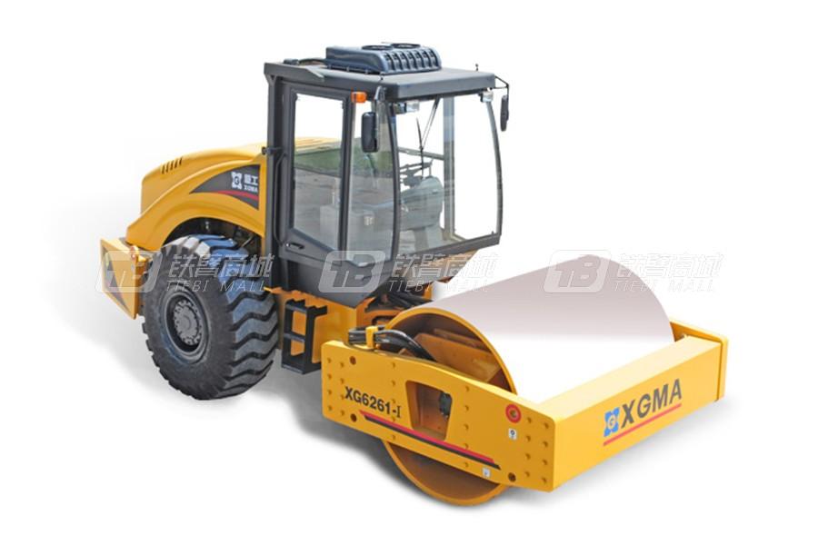 厦工XG6261-I全液压单钢轮压路机