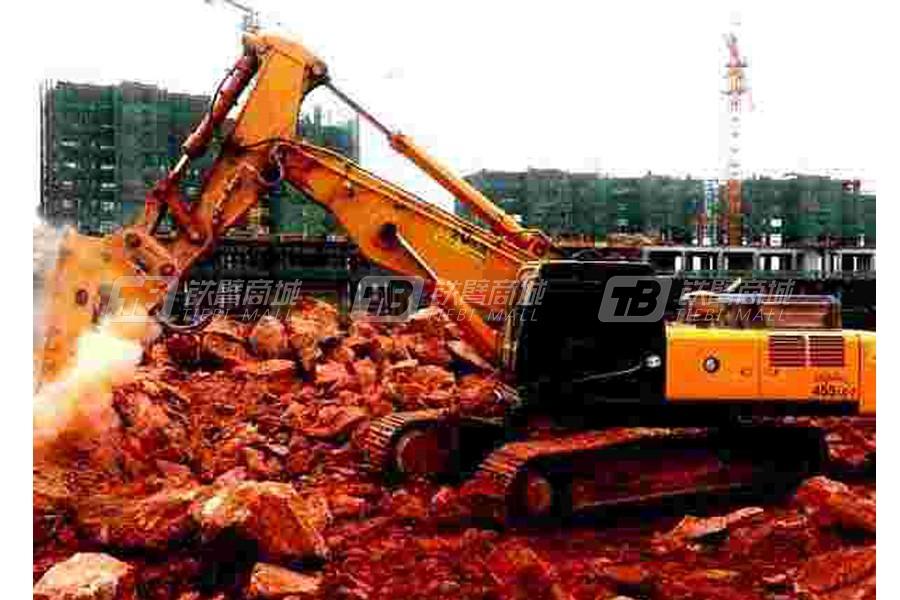 广韩机械GHB6000液压破碎锤