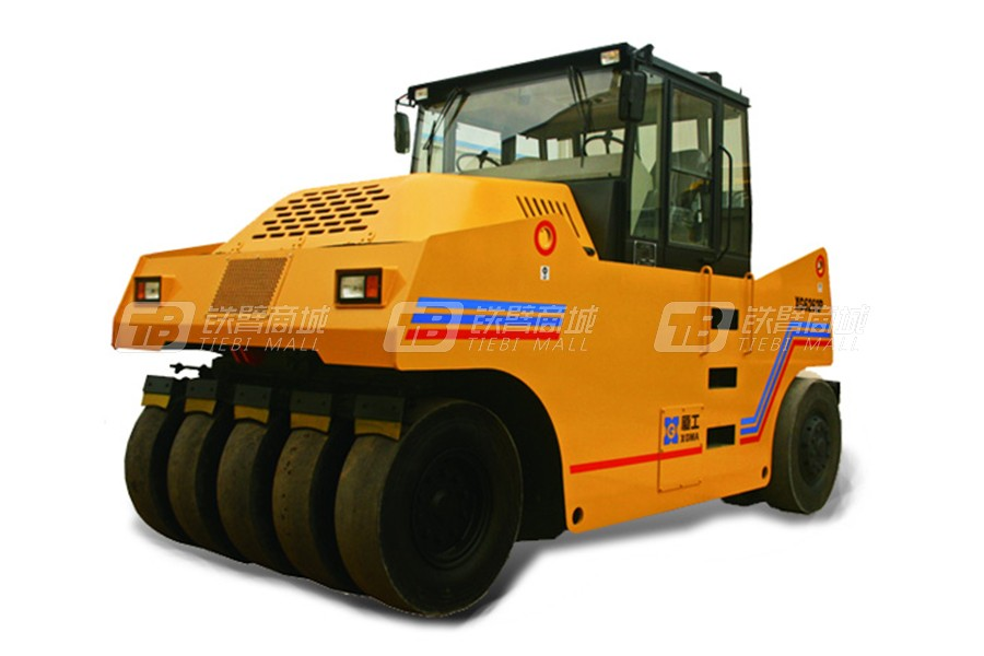 厦工XG6262P轮胎压路机