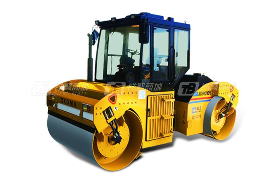 厦工XG6131D-I双钢轮压路机