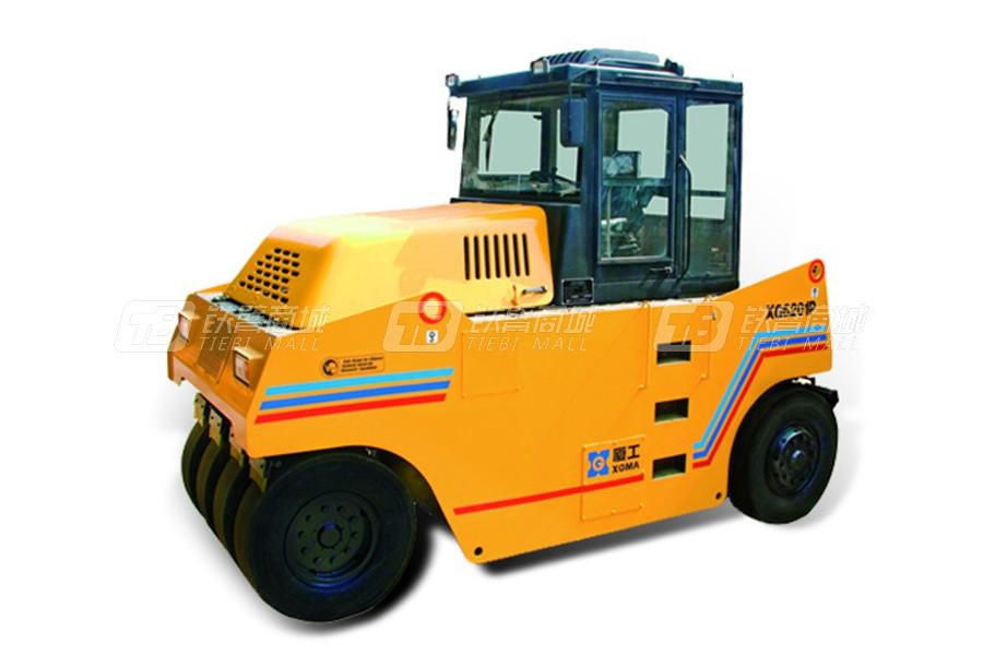 厦工XG6201P轮胎压路机