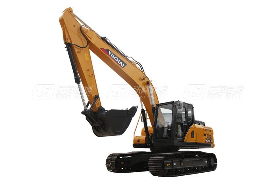 玉柴YC230-9履带挖掘机