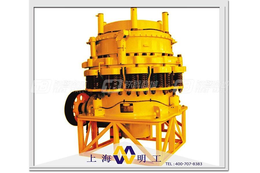 上海明工PYB1200弹簧圆锥破碎机