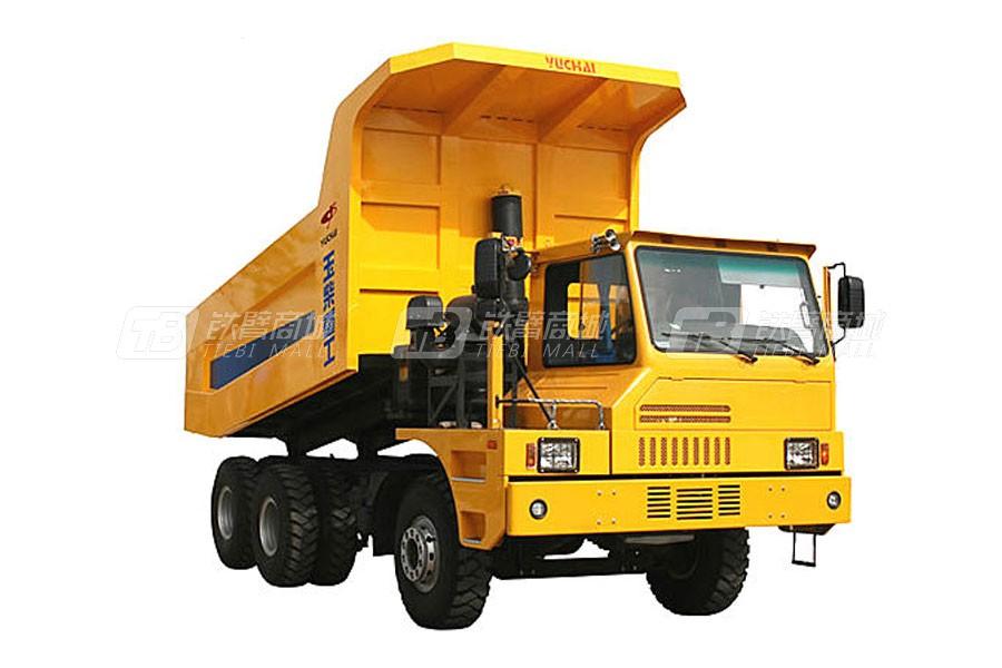 玉柴YCK360矿用卡车