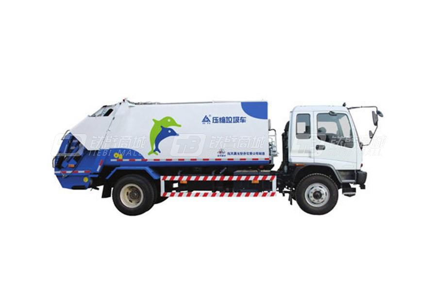 航天晨光CGJ5143ZYS压缩式垃圾车